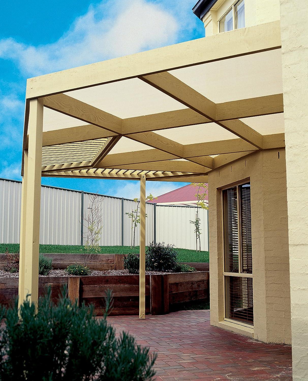 Amazon.com : Coolaroo Shade Fabric Extra Heavy 12ft By 50ft Wheat : Outdoor  Sunscreen Fabric : Garden U0026 Outdoor