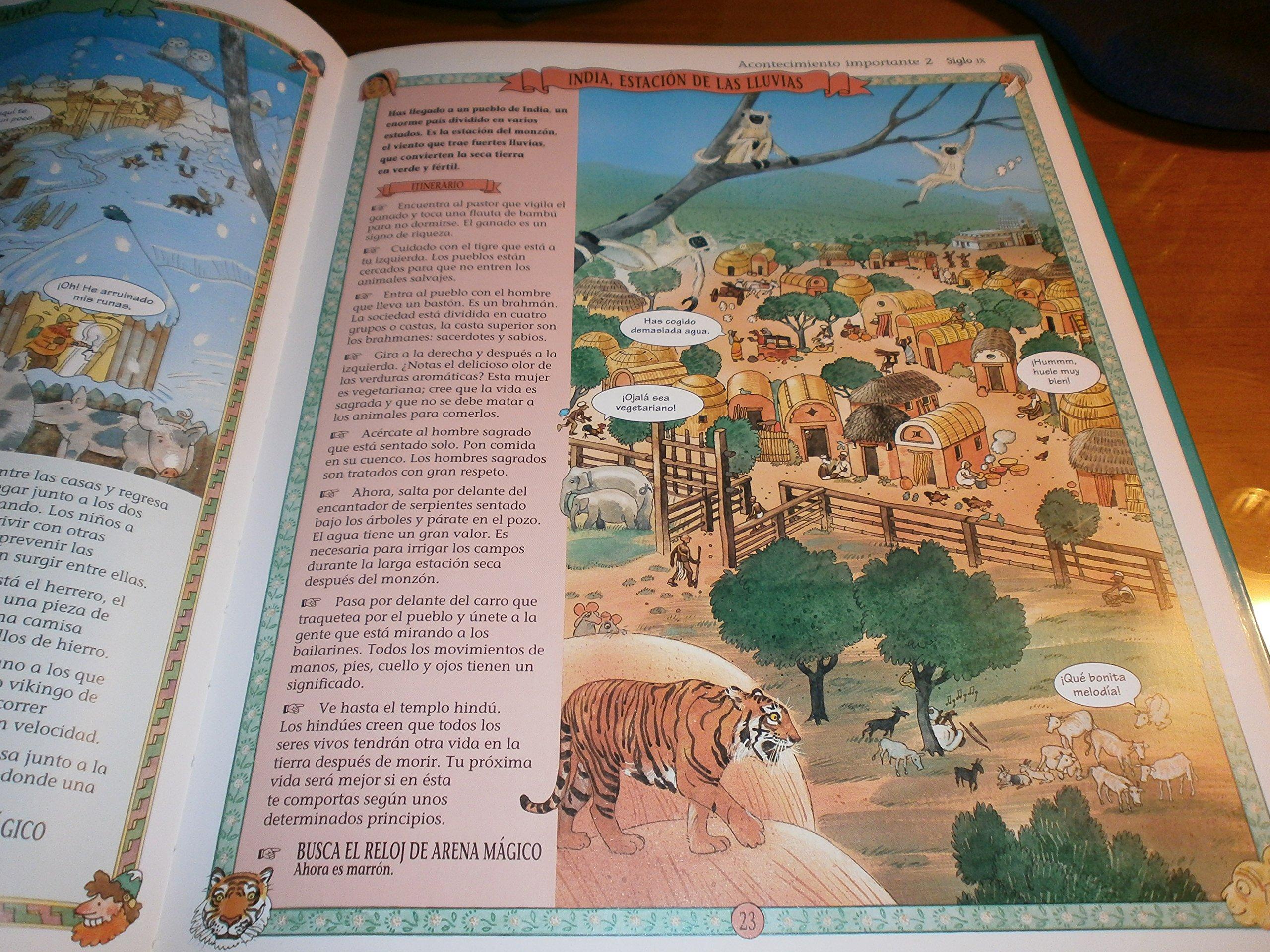 Reloj de Arena Magico, El (Spanish Edition): Joyce Maisner: 9788440647252: Amazon.com: Books