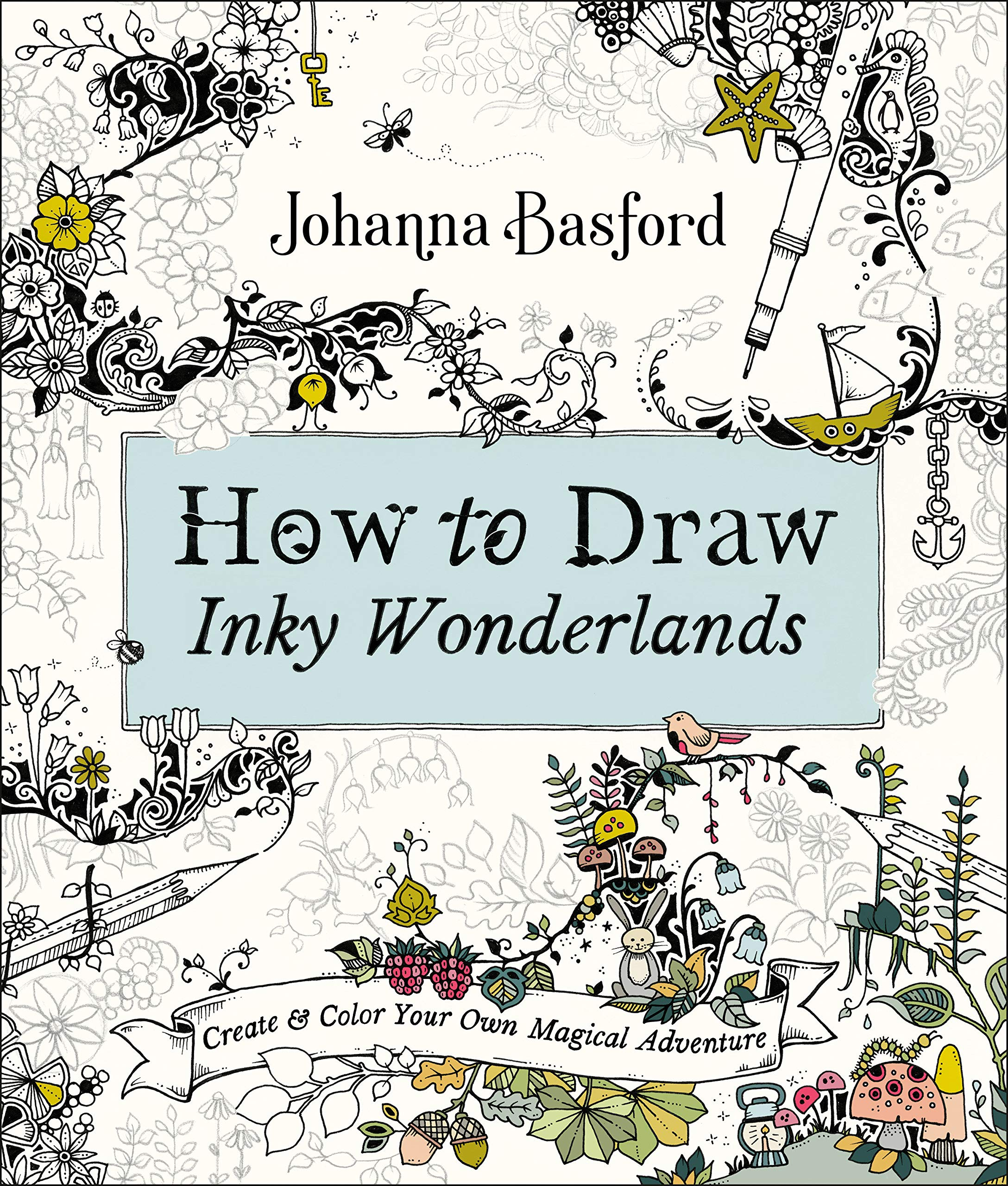 How Draw Inky Wonderlands Adventure product image