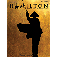 Hamilton Songbook: Vocal Selections book cover