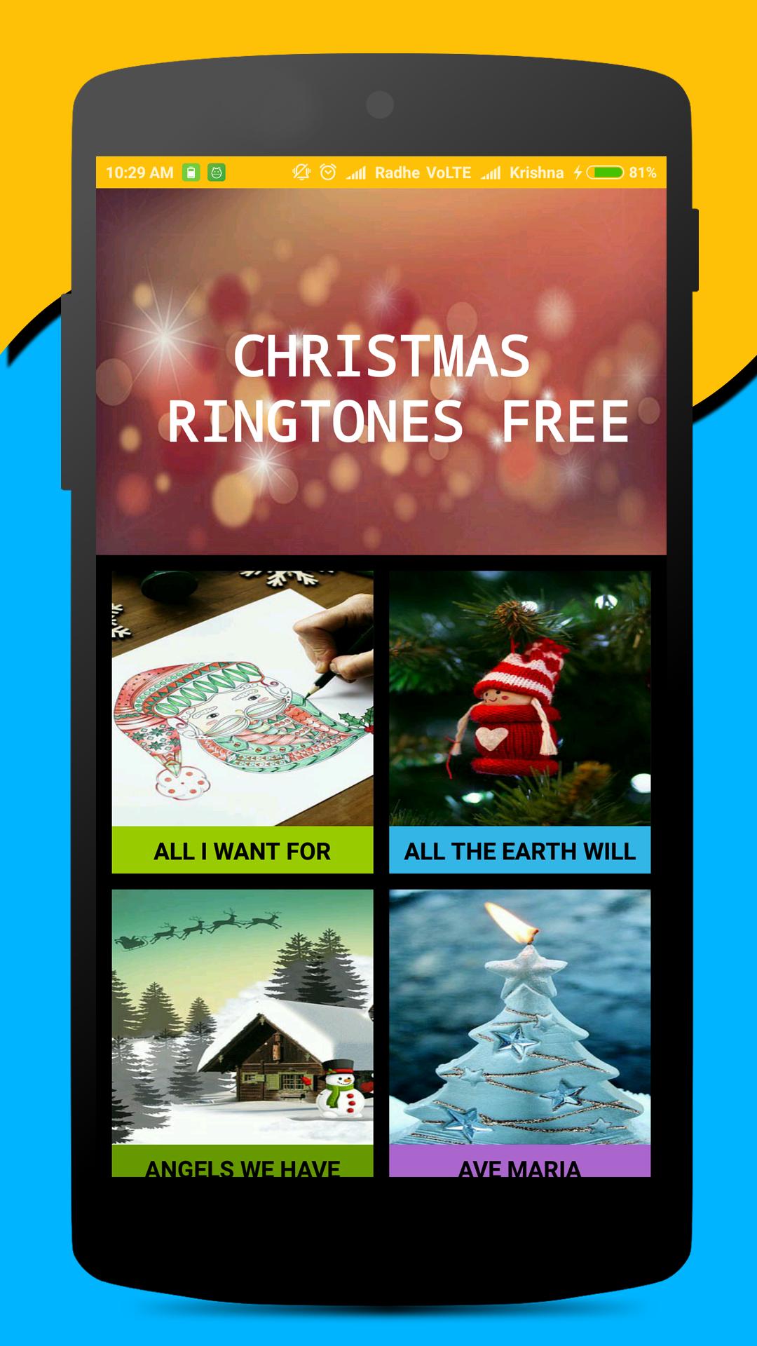 Amazon Com Christmas Ringtones 2018 Offline Appstore For Android