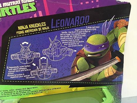 Amazon.com: Nickelodeon Teenage Mutant Ninja Turtles Ninja ...