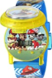 Nickelodeon Kids' PAW4032 Digital Display Quartz Multi-Color Watch