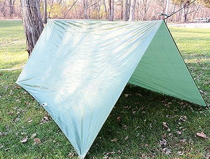 waterproof tarps   easy to use canvas hammock cover best rain tarp for hammocks by amazon     waterproof tarps   easy to use canvas hammock cover      rh   amazon
