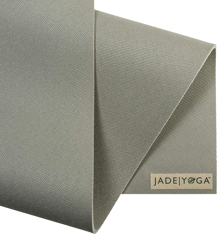 Esterilla de Yoga Color Gris 172,8 cm JadeYoga Harmony