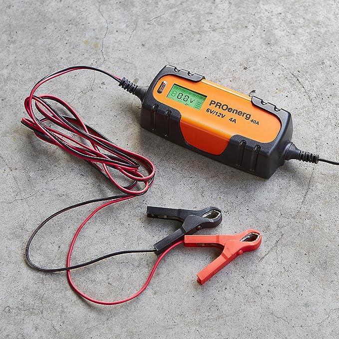 Proenerg 186 Batterieladegerät Auto