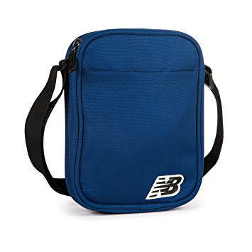 a4bb33f057263 New Balance Unisex's P-City Bag Crossbody, Atlantic Blue, One Size ...