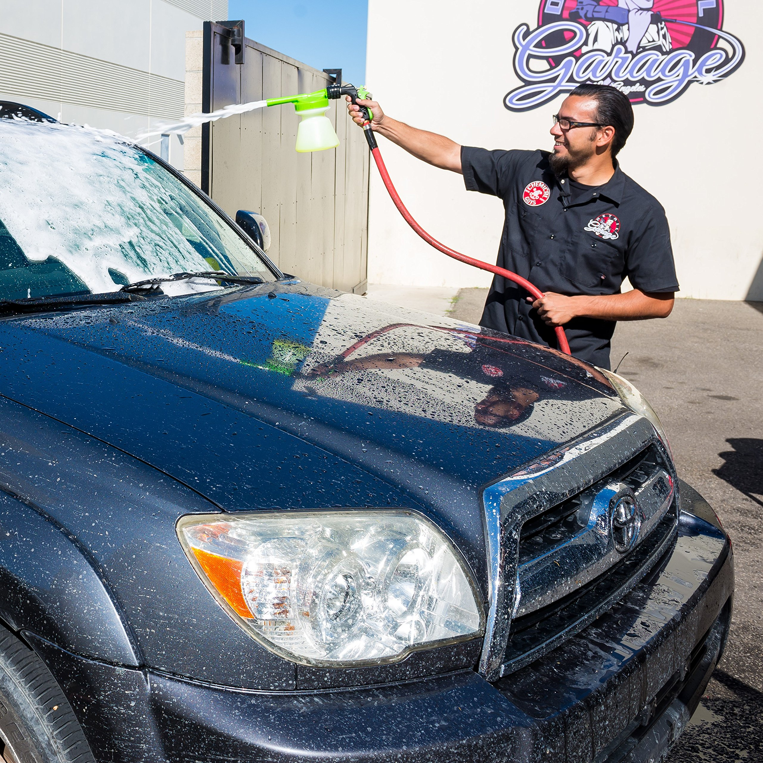 Chemical Guys EQP348 TORQ Snow Foam R1 & Tough Mudder Truck Wash, 16. Fluid_Ounces by Chemical Guys (Image #8)