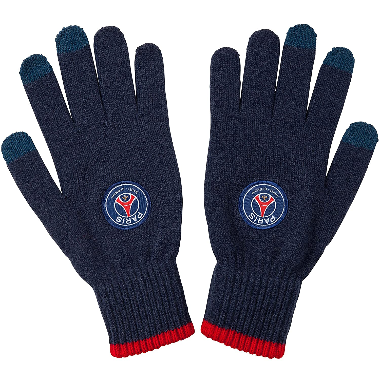 e15d3d4a5d0 PARIS SAINT GERMAIN Gants PSG - Collection officielle Taille adulte homme   Amazon.fr  Sports et Loisirs