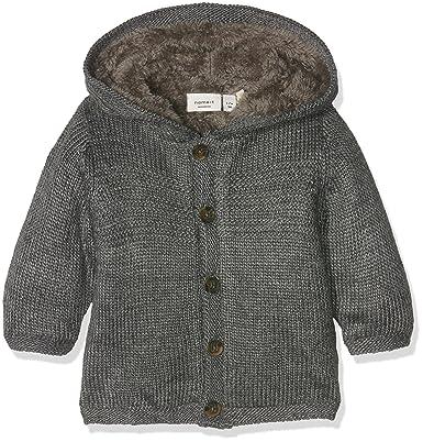 748df8b92361 Name It Baby Girls NITMORTEN Knit Jacket MZNB GER Jacket