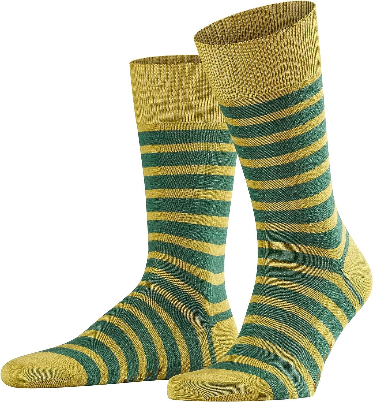 FALKE Herren Even Stripe M So Socken