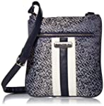 Nautica Lakeside Signature Jaquard North South Bolso cruzado