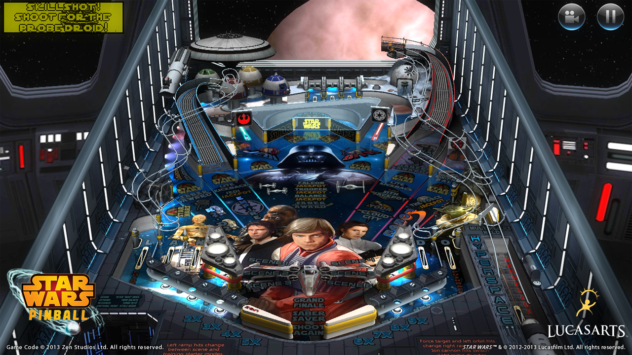 Star Wars™ Pinball 4 v4.0.4 Cracked APK is Here! [Latest ...