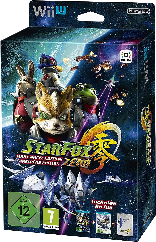Star Fox Zero: Amazon.es: Videojuegos