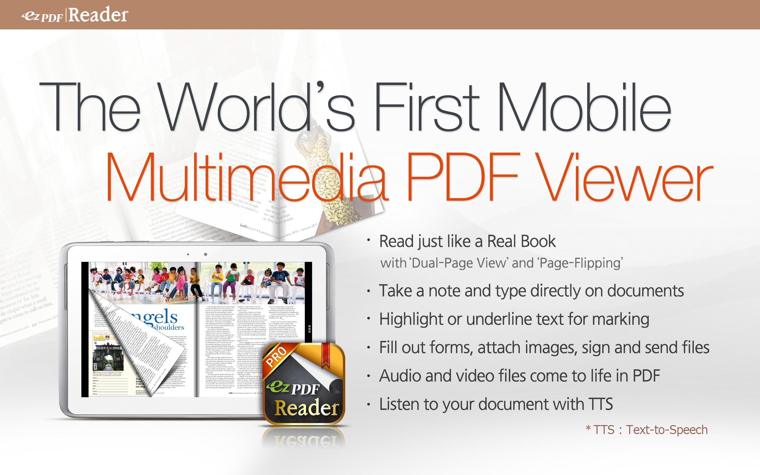 ezPDF Reader PDF Annotate Form: Amazon.es: Appstore para