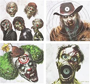Crosman CPVT5 Zombie Target, 20-Count