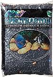 Spectrastone Permaglo Black Lagoon for Freshwater Aquariums, 5-Pound Bag