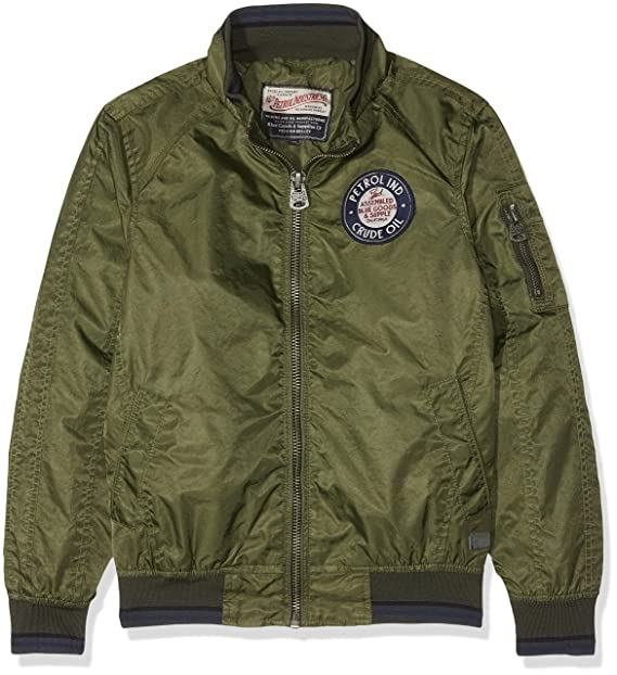 0022cff0ecf49 Petrol Industries BV Boy s Jacket  Amazon.co.uk  Clothing