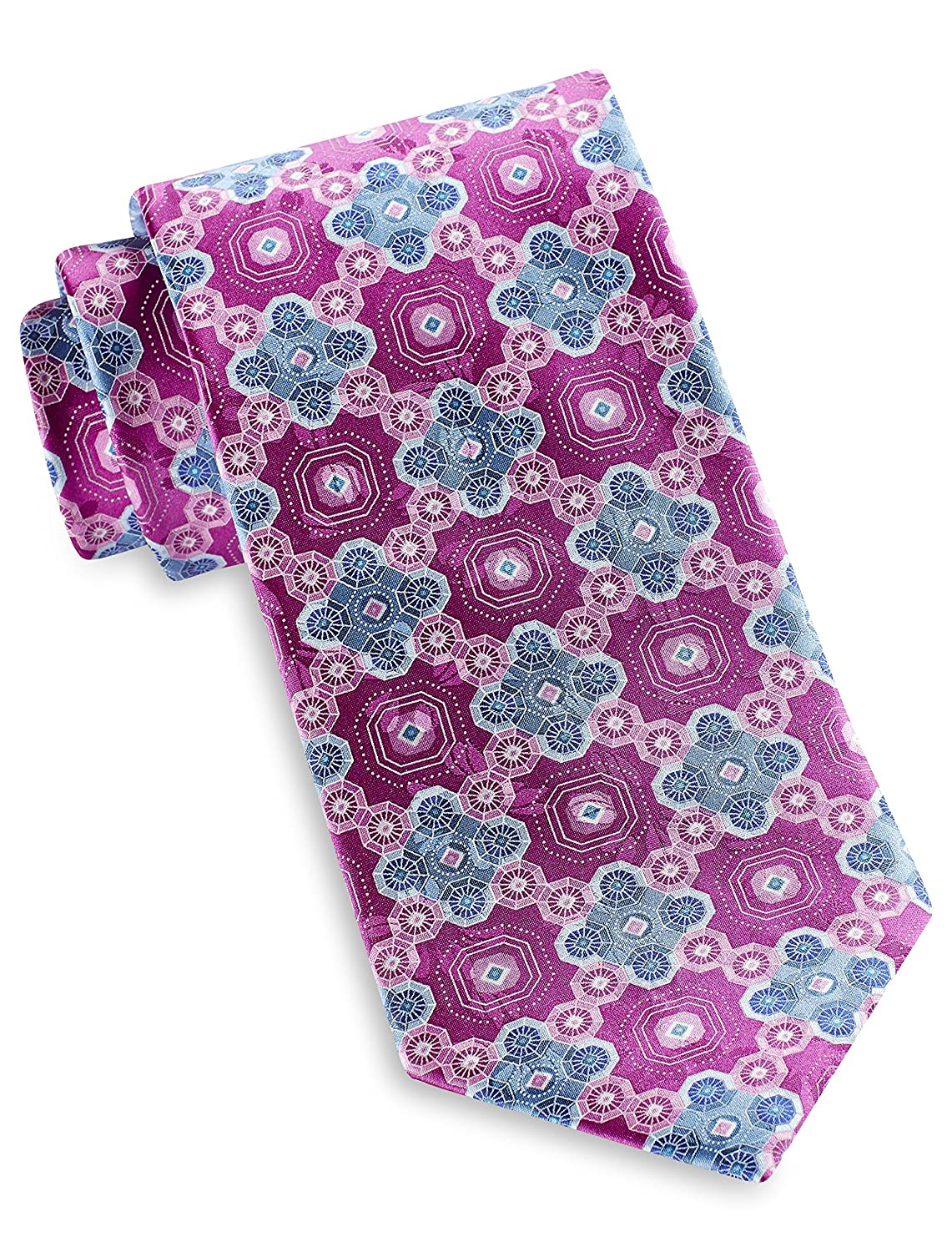 Geoffrey Beene At All Hours Neat Tie