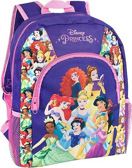 Disney Princess Tiana Girl Toddler Small School Backpack Book Mini Kids Gift TOY