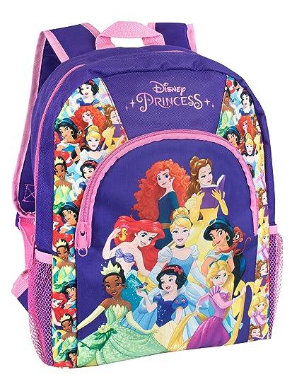 09bca04365 Principesse Disney - Zaino per Ragazze - Principesse Disney: Amazon.it:  Abbigliamento