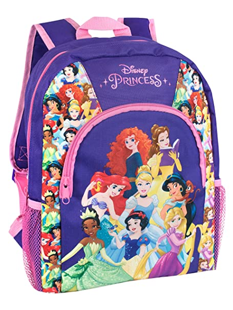 28ee72b37ba Amazon.com  Disney Princess Backpack  Clothing