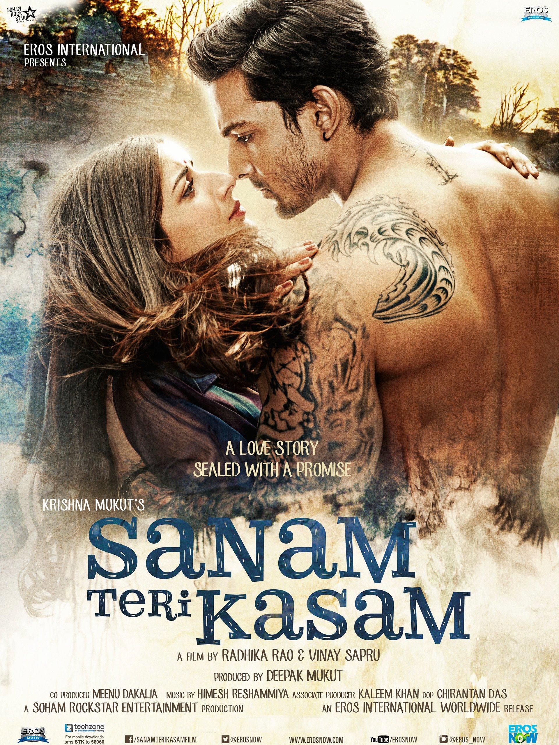 Sanam Teri Kasam (2016) 720p + 1080p BluRay x264 AC3 Hindi DD5.1 CH