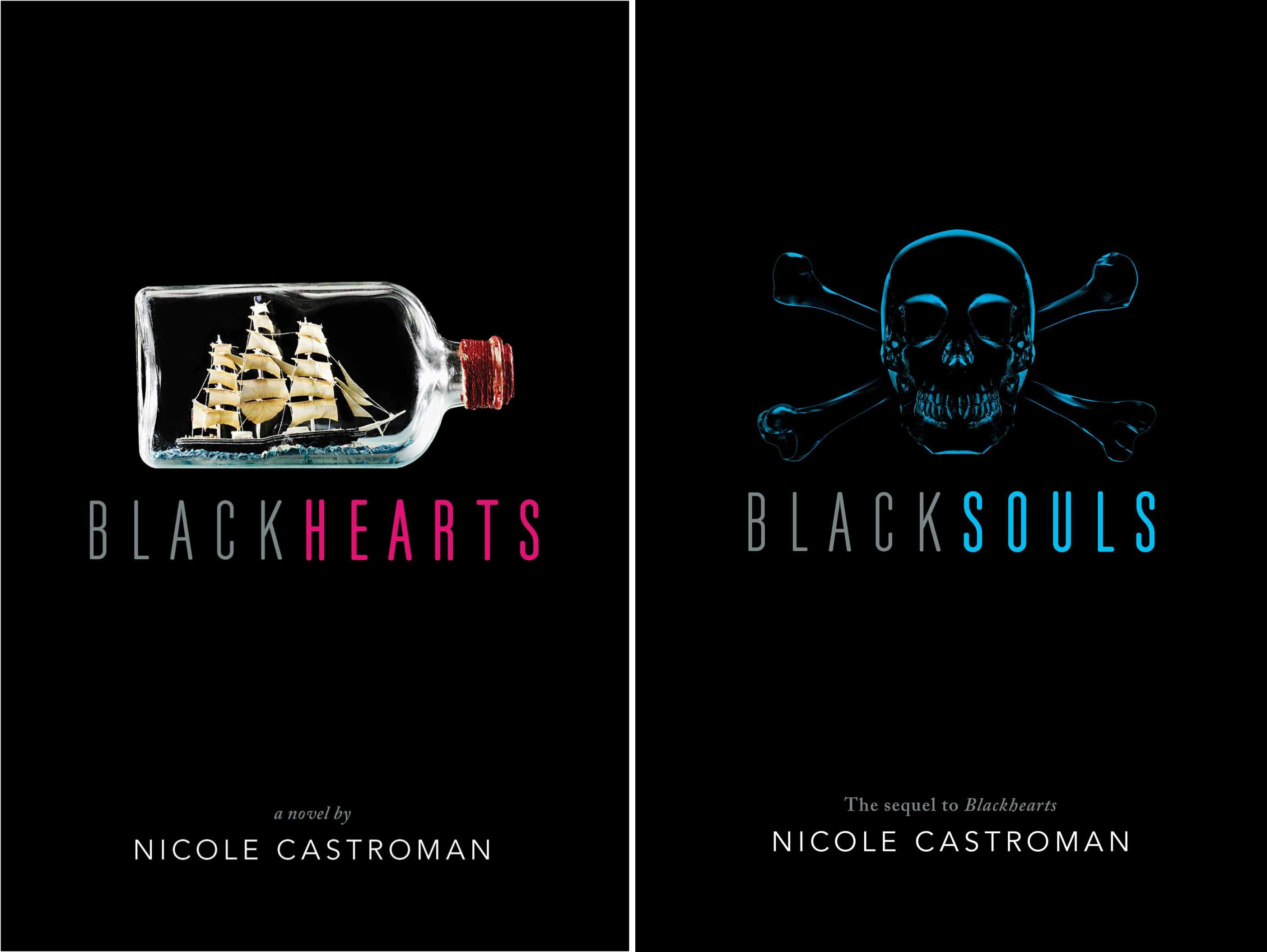 Blackhearts (2 Book Series)
