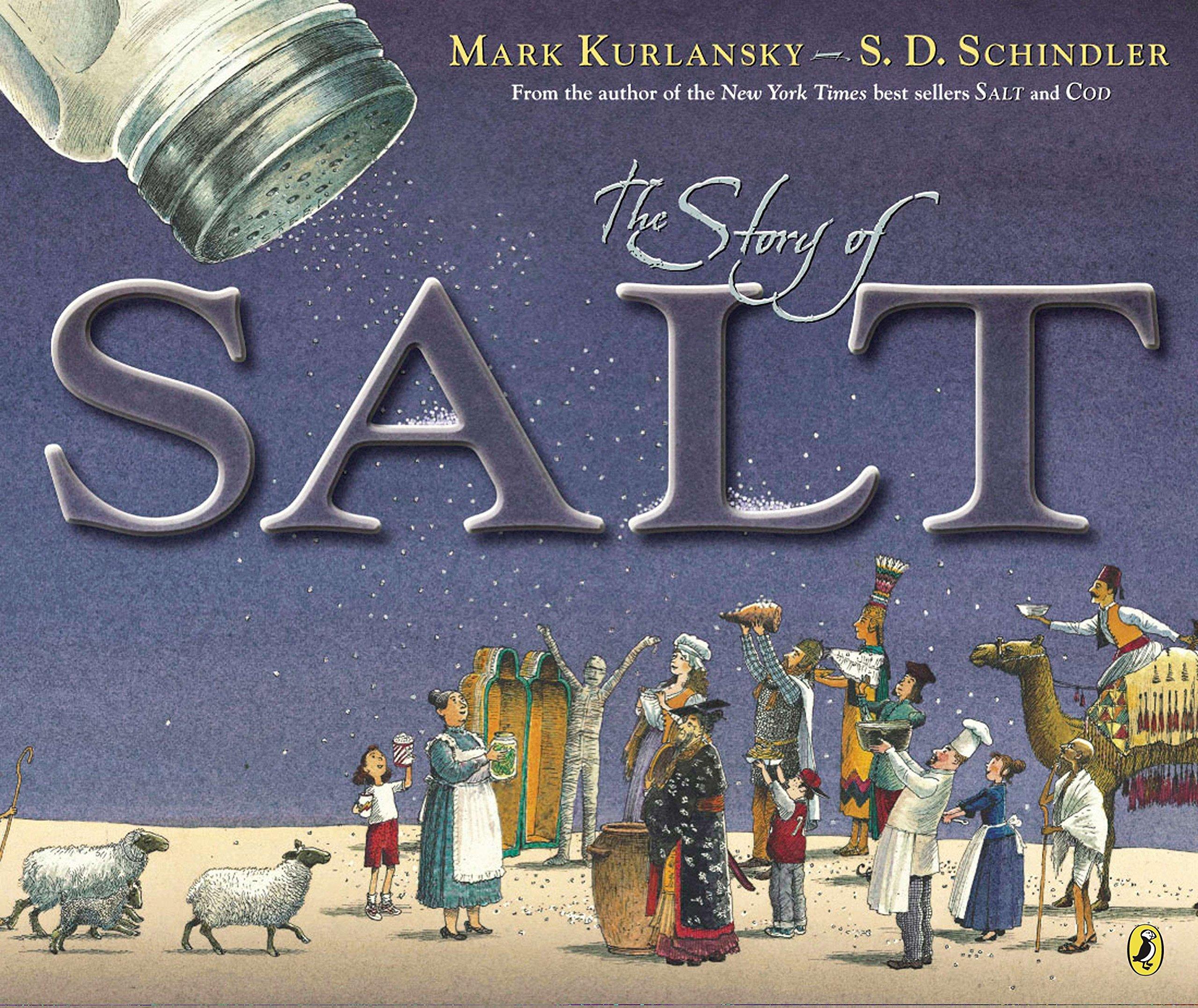 Read Online The Story of Salt pdf
