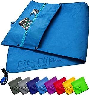verschiedene Gr/ö/ßen und Farben Mirafit Fitness-Handtuch aus Mikrofaser