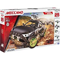 Meccano Mountain Rally Set