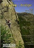 France: Ariege: Rockfax Rock Climbing Guidebook