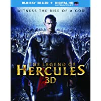 Deals on The Legend Of Hercules Blu-ray + Digital HD