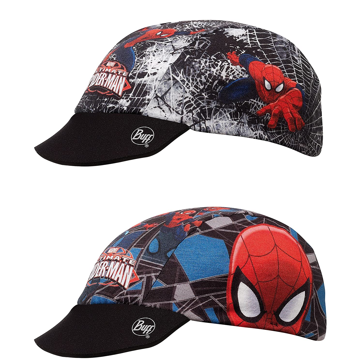 Buff - Gorra Infantil con protección UV Multicolor Spiderman ...