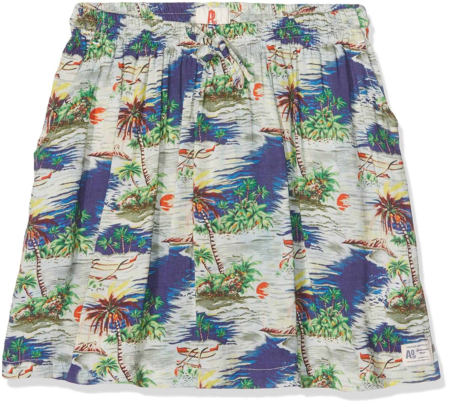 AO 76 Hawaii Skirt, Jupe Fille