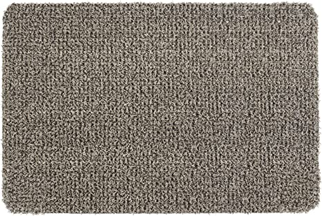 Grassworx Clean Machine Flair Doormat 24 X 36 Earth Taupe 10372034 Furniture Decor