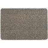 "GrassWorx Clean Machine Flair Doormat, 24"" x 36"", Earth Taupe (10372034)"