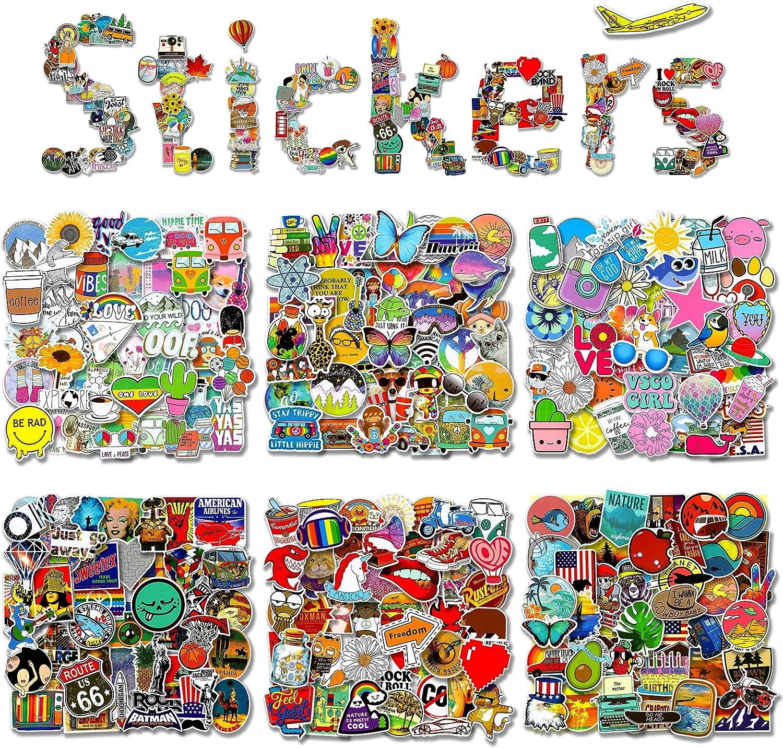 56pcs Vintage International Hotel Stickers Creative Graffiti  Skateboard  Decals