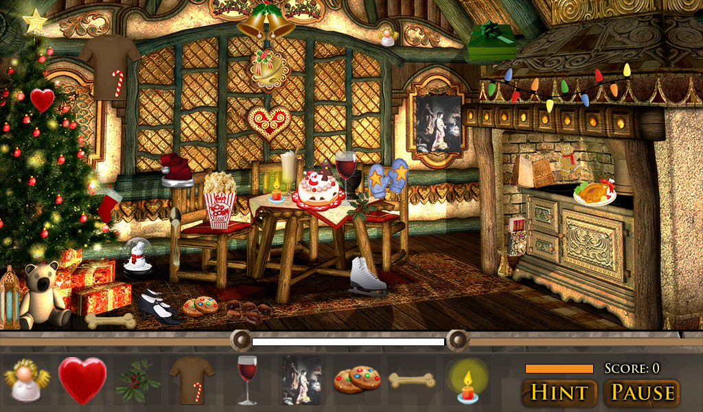 amazon com hidden object magic of christmas appstore for android