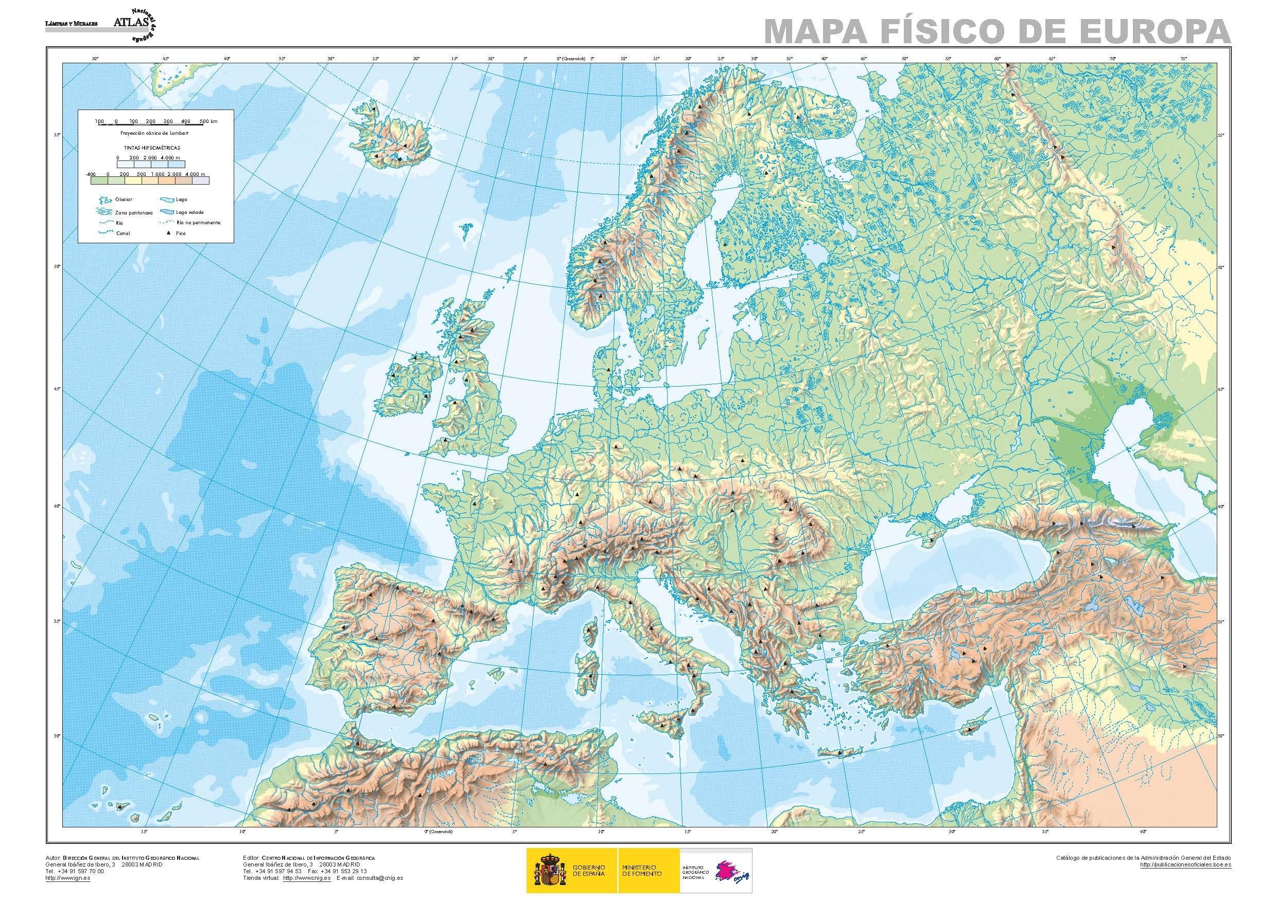 El mundo, Europa y España, físicos y políticos. A3. 12 mapas mudos. 2 de cada. En carpeta. IGN/CNIG: Amazon.es: VV.AA.: Libros