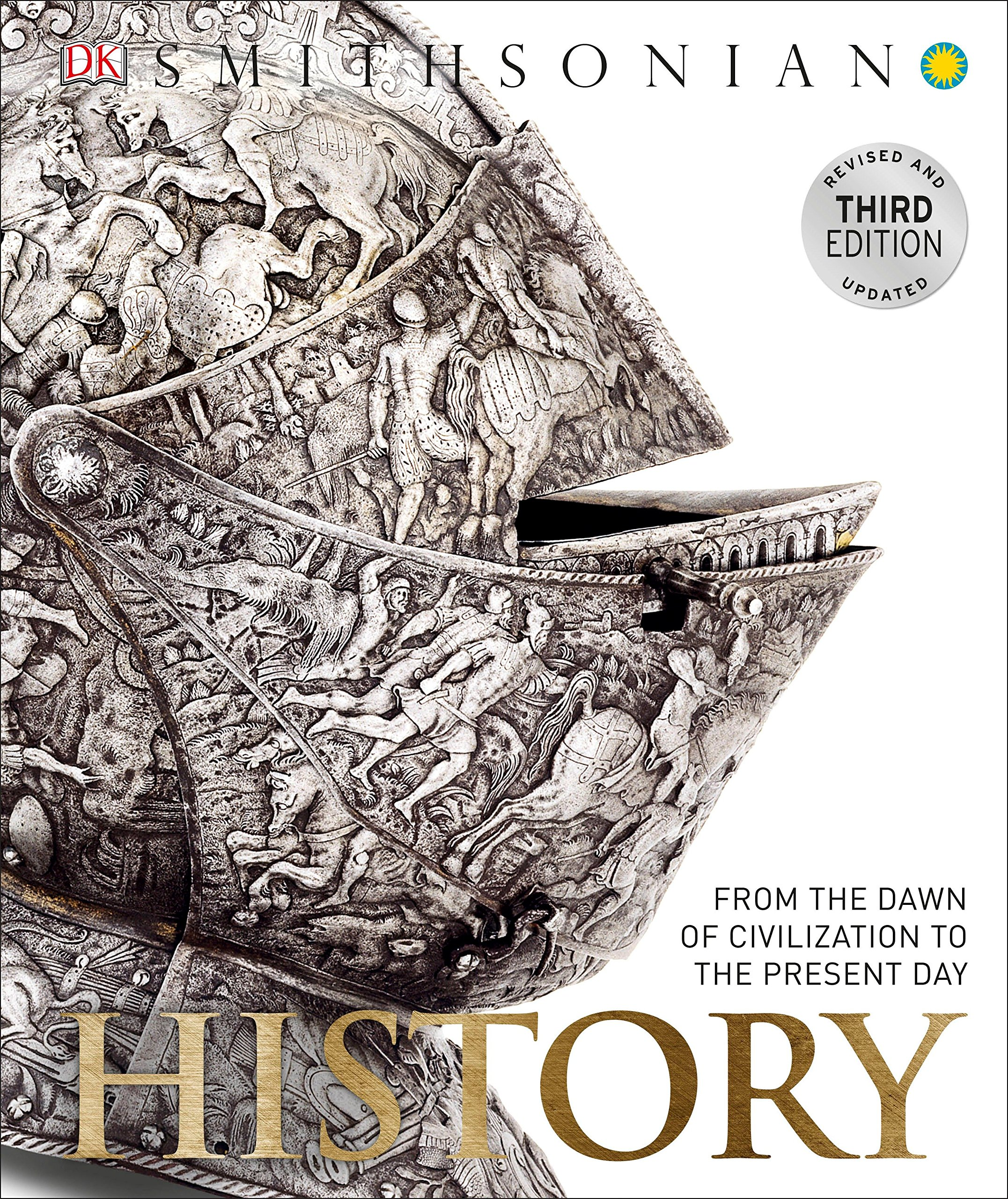 History: From the Dawn of Civilization to the Present Day by DK