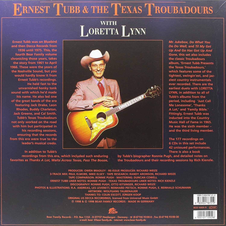 ernest tubb the texas troubadours waltz across texas