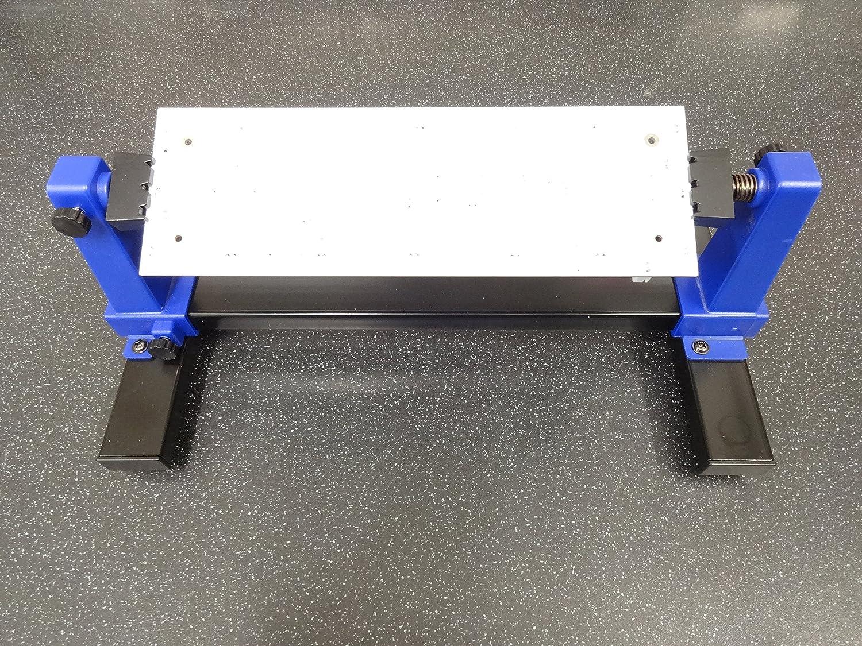 Soporte de Burntec para sujetar una placa de circuito impreso durante la soldadura: Amazon.es: Bricolaje y herramientas
