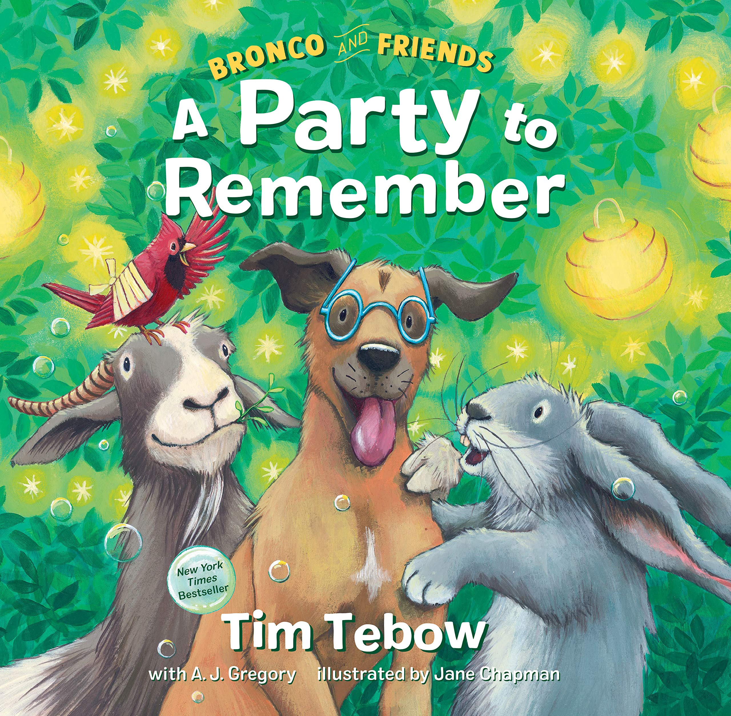 Bronco and Friends: A Party to Remember WeeklyReviewer