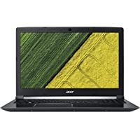 "Acer Aspire 7 A715-71G Gaming Notebook - (Intel Core i5-7300HQ, 8GB RAM, 1TB HDD, NVIDIA GeForce GTX 1050 2G, 15.6"" FHD Display, Black)"
