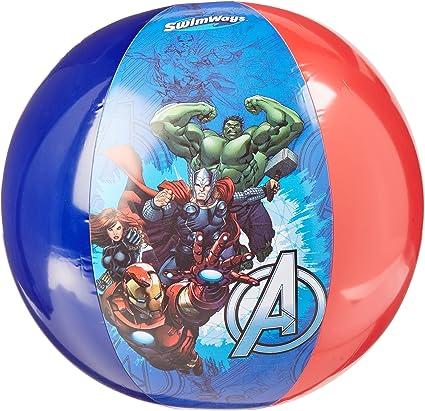 Amazon.com: Swimways Marvel Avengers playa bola: Toys & Games