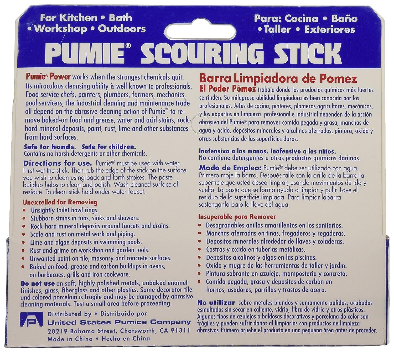JENUF HDW-12T 4PK Pumie Scouring Stick