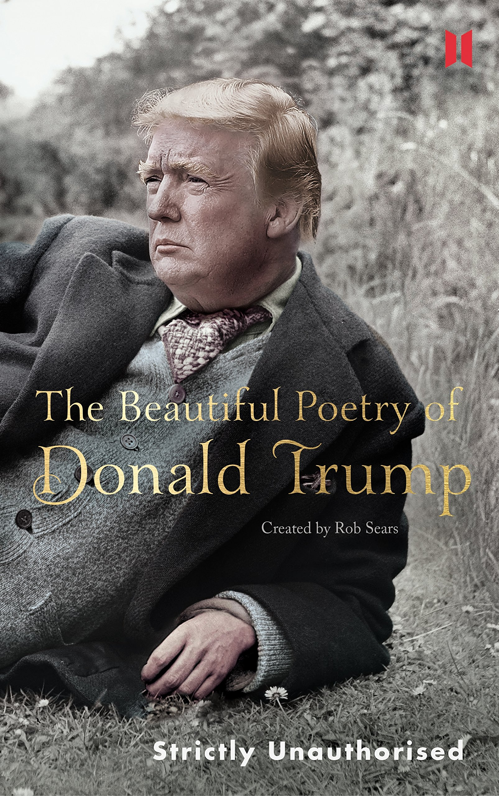 The Beautiful Poetry Of Donald Trump Canons Band 8 Amazonde Rob Sears Fremdsprachige Bucher