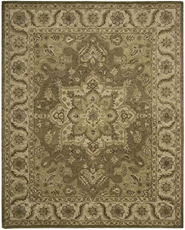 Rug Squared Worcester Traditional Area Rug Wor66 8 Feet By 10