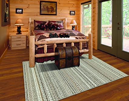 amazon com garland rug carnival area rug 3 feet by 5 feet random rh amazon com